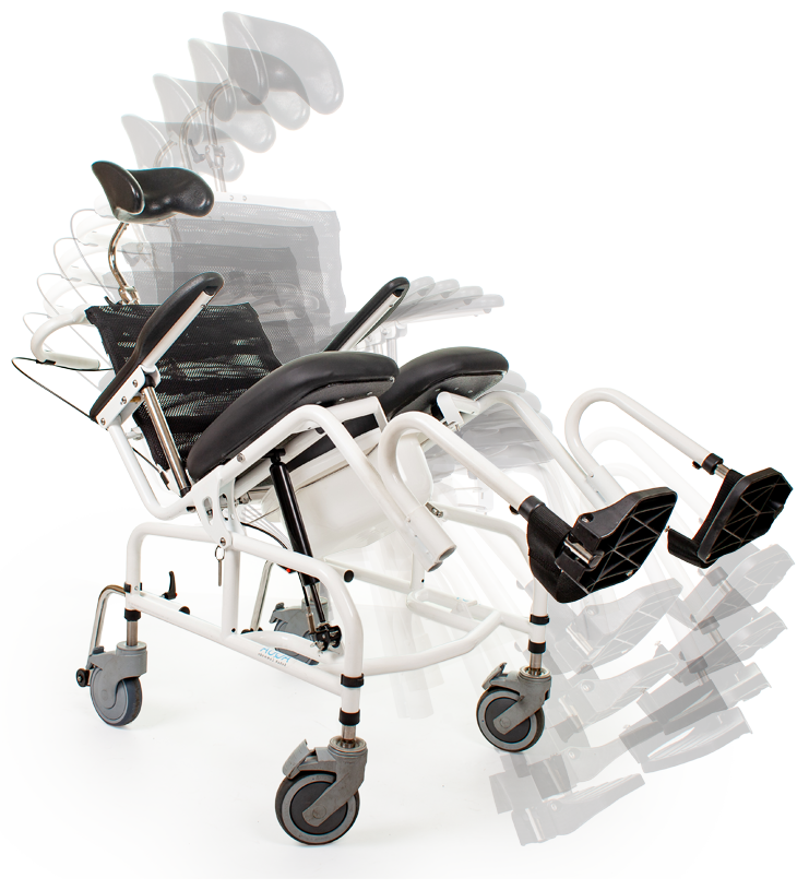 commode wheelchair tl