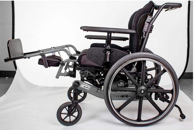 capella wheelchair gray