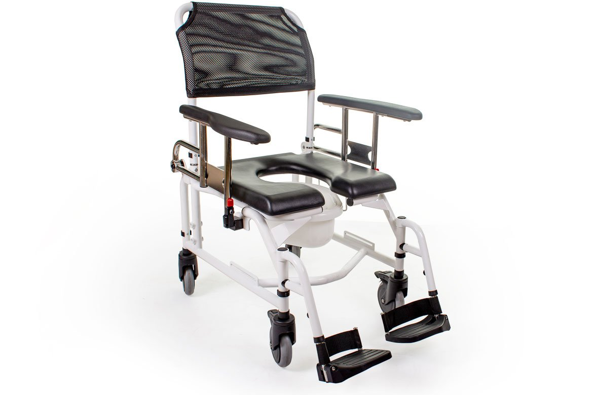 commode wheelchair nt