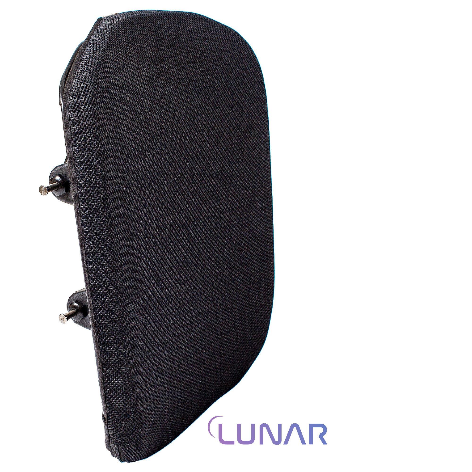 backrest wheelchair lunar slim