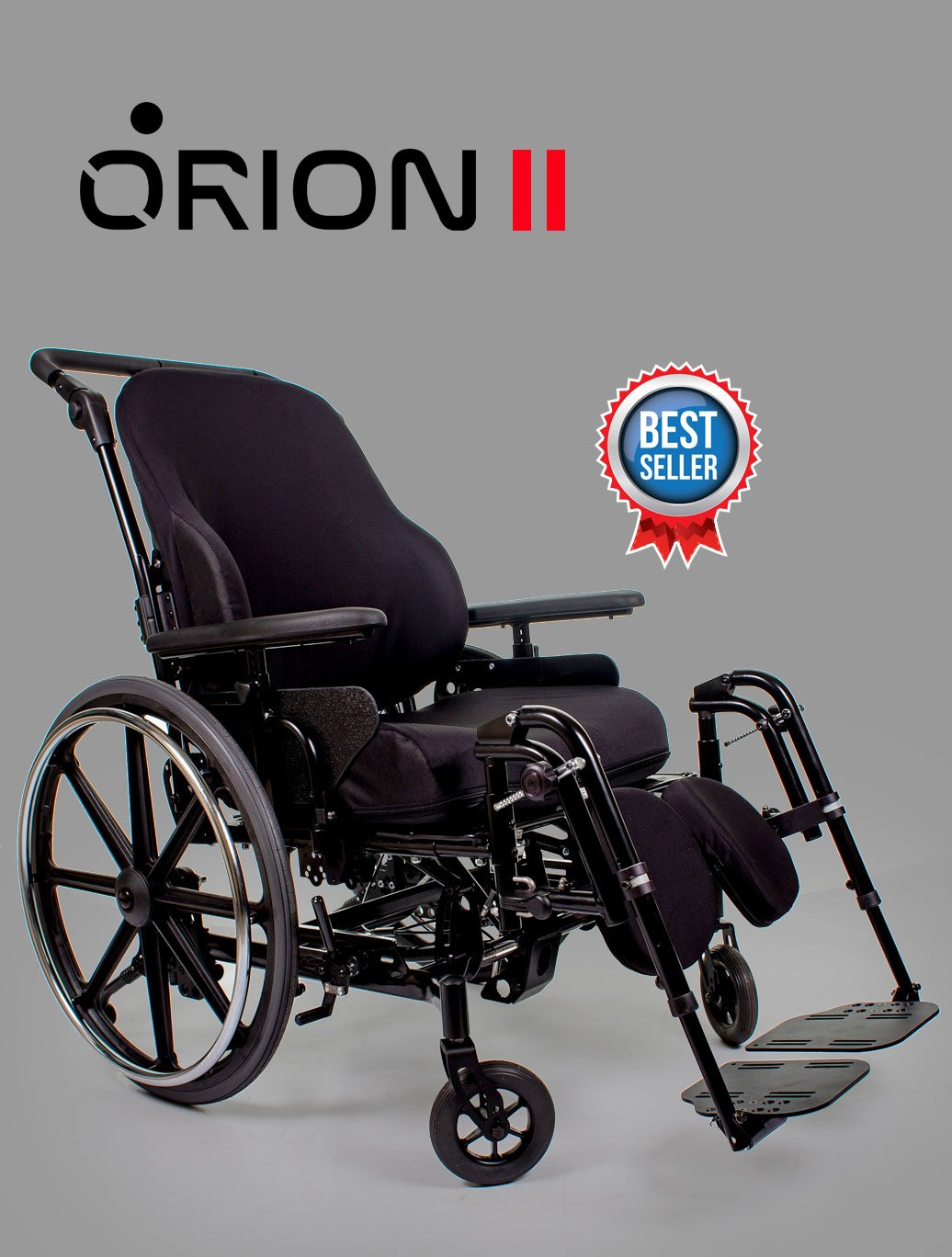 orion II wheelchair best seller