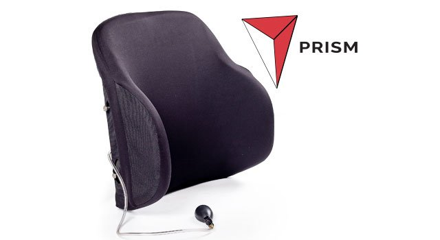 backrest wheelchair prism air