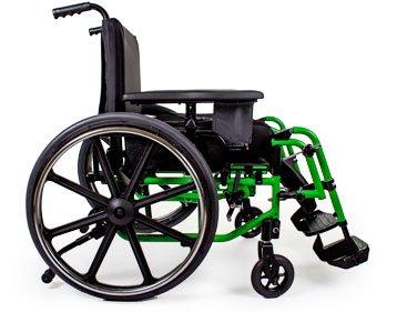 stellato II wheelchair green