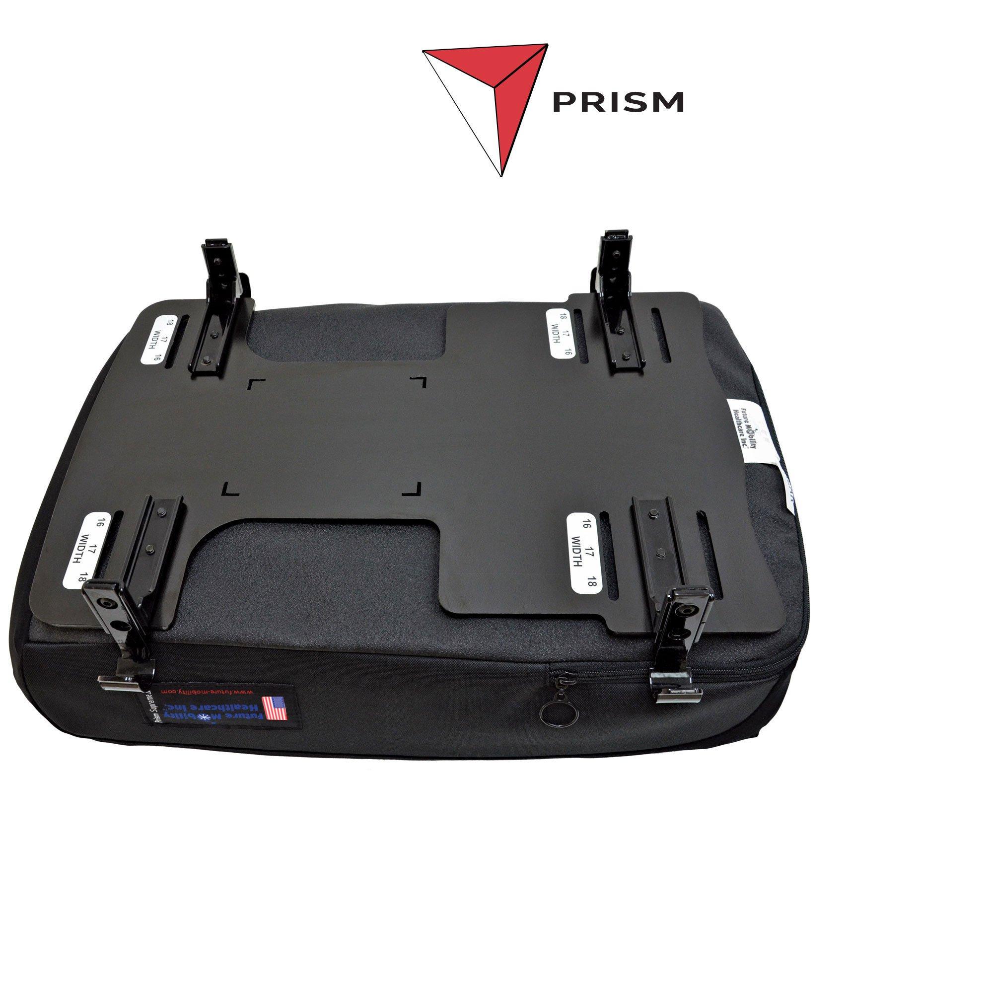 Wheelchair Cushion Prism Adjustable Drop Base