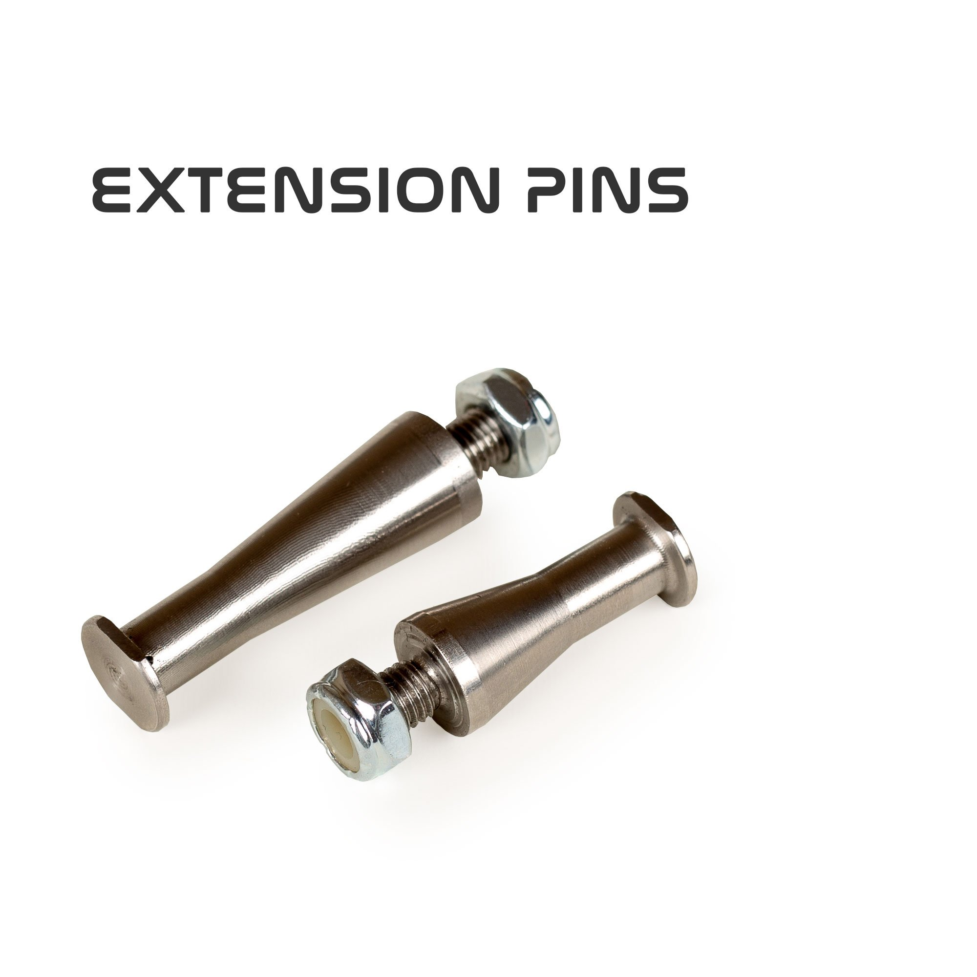 Extension Pins Wheelchair Accessories