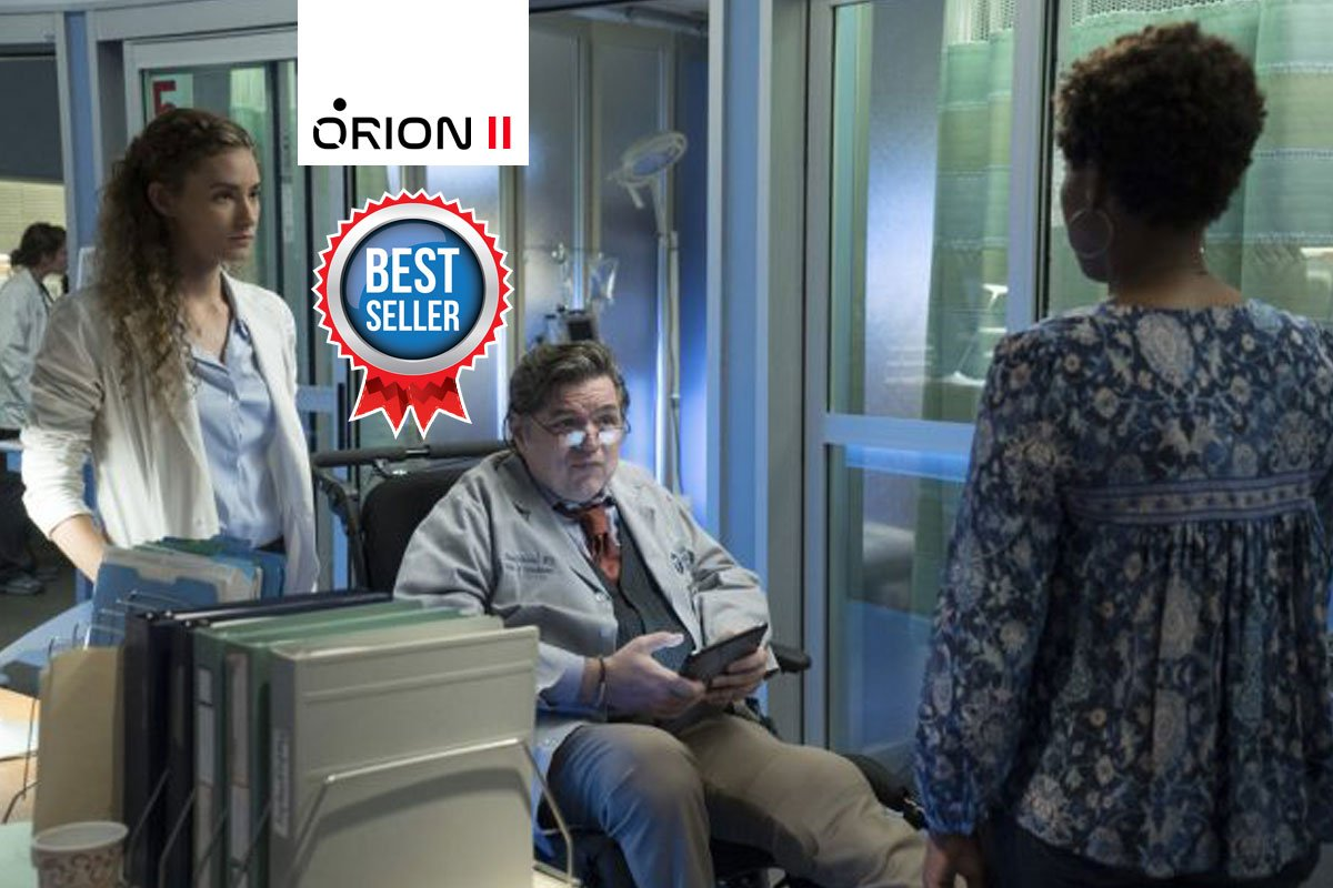 Orion II Wheelchair on Chicago Med