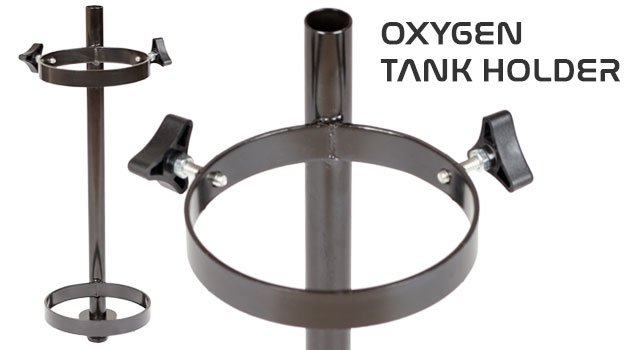 Wheelchair Accessories Oxygen Tank Holder