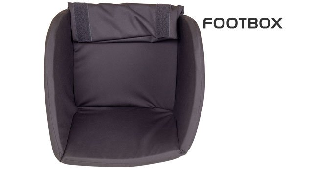 Footbox Wheelchair Accessories