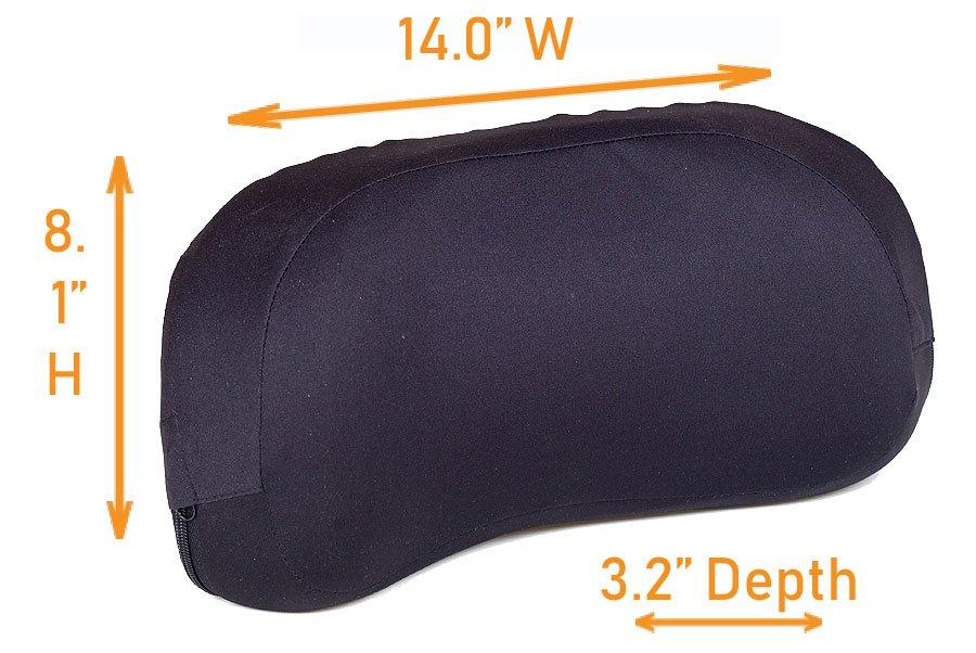 headrest aries curvus large