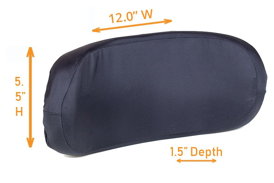 headrest aries pro fit medium