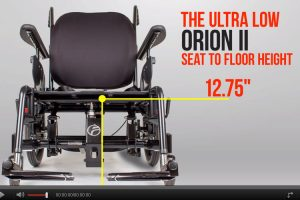 seat to floor height