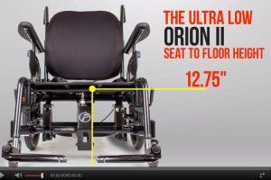 seat to floor height