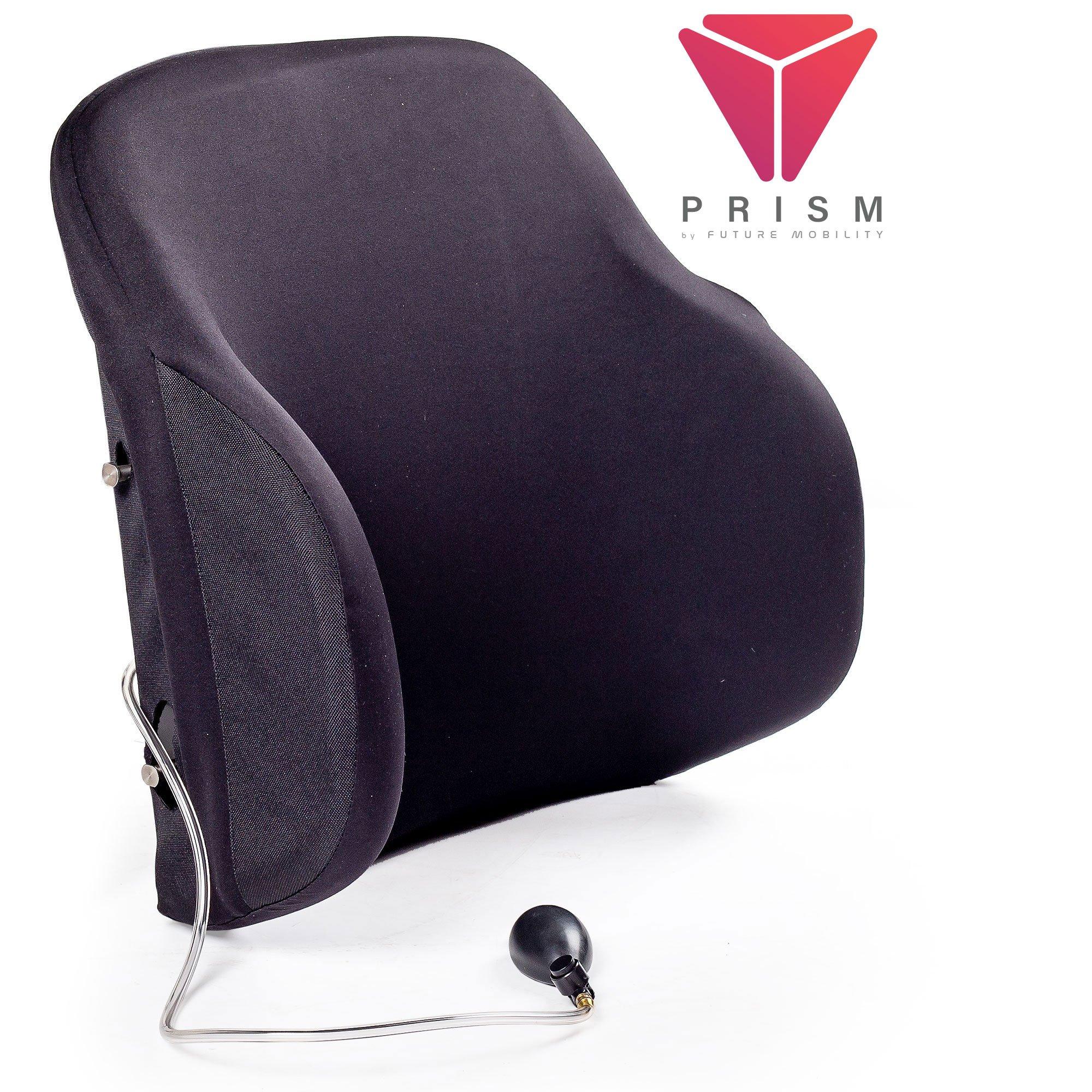 backrest wheelchair prism air
