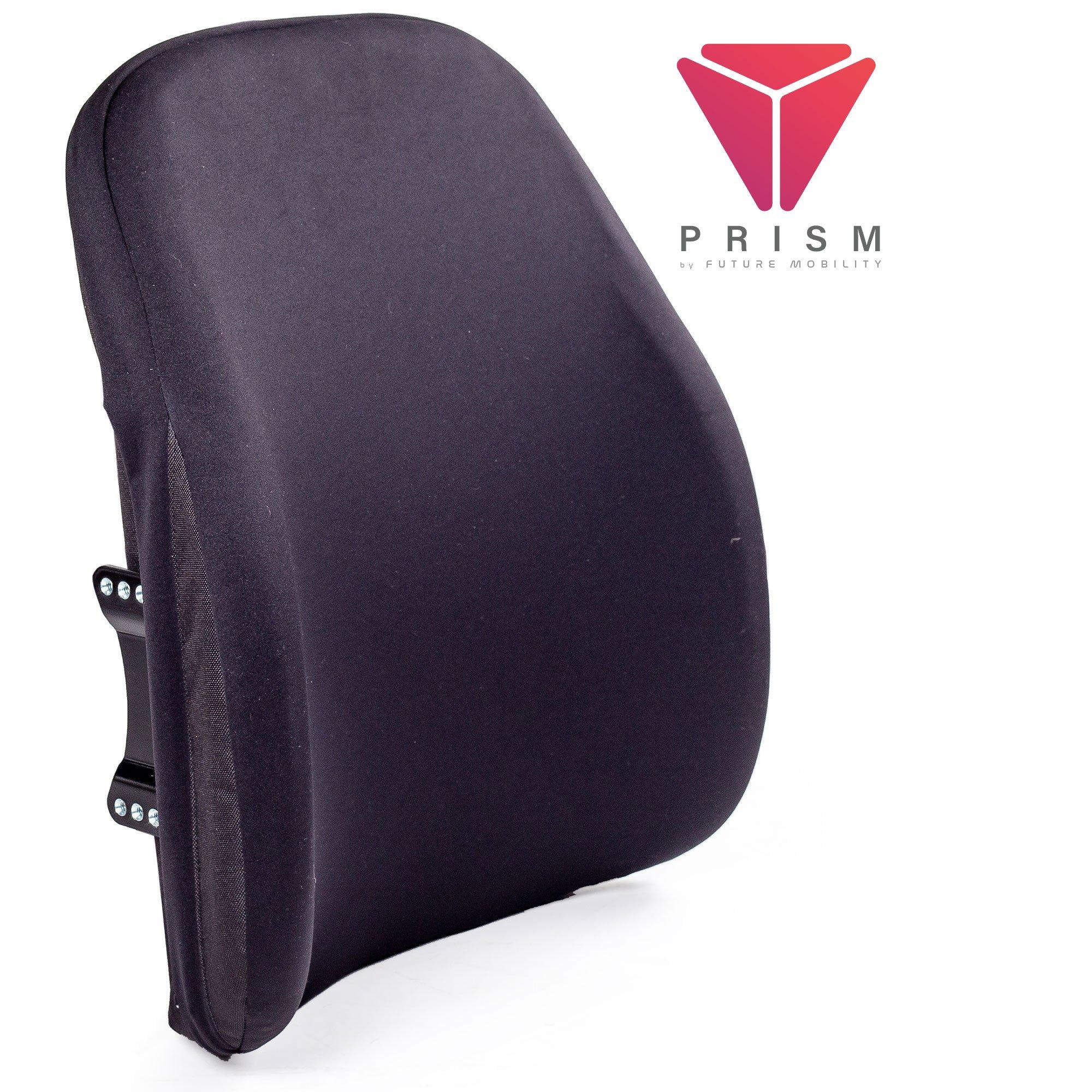 backrest wheelchair prism orion