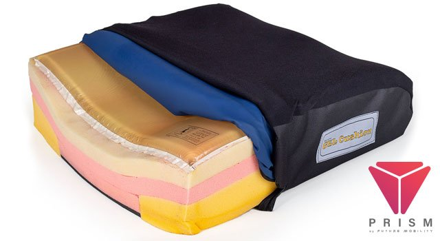 cushion wheelchair prism supreme gel