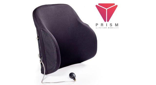 wheelchair back prism air