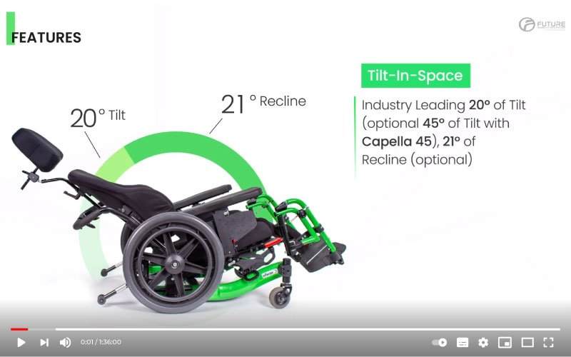wheelchair capella